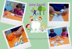 Коммерческий садик на  Драгоманова Территория  детства
