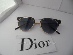 Солнцезащитные очки Dior черные к. 2036, 200 грн. Женские ... 2abf906d9c1