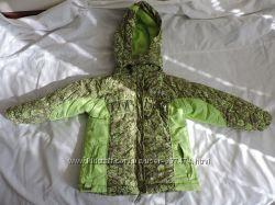 Термо куртка для девочки 3, 5 - 5лет. TUP-TUP
