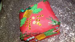 Шкатулка для рождественского предложения руки и сердца