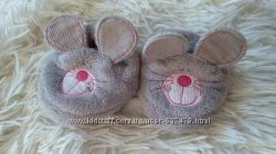 Милейшие пинетки мышки от Mothercare