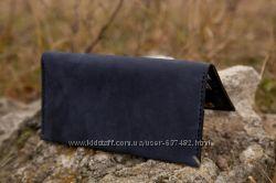 Мужской кошелек, портмоне. Натуральная кожа