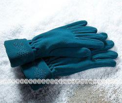 Женские зимние перчатки Германия