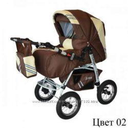 Детская коляска VIKI PLUS