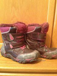 Сапоги-ботосы COOL Club р. 35 Ботинки Милашка, р. 30
