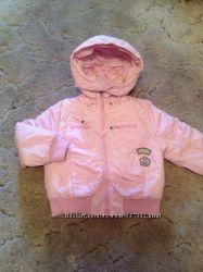 Куртка для девочек 4-5лет ИталияDodipetto