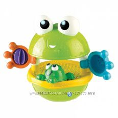 03211 - Игрушка в ванну Лягушка-игрушка от 12 мес.