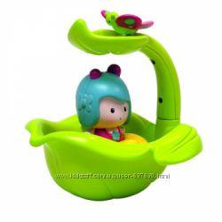 Игрушка Мими и лодка-листок Ouaps 61070 для купания