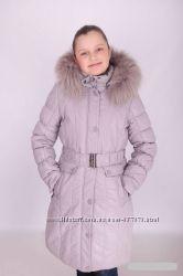 Пальто зимнее Donilo, холлофайбер 134, 140, 146, 152, 158, 164