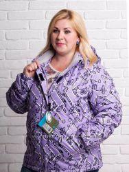 Куртка зимняя женская KAMLIN S-XXL