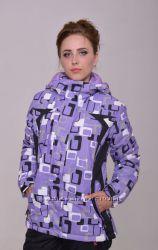 Куртка зимняя на меху женская KAMLIN S-XXL