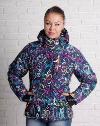 Куртка горнолыжная женская ew club S-XL