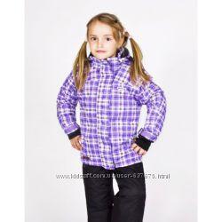 Горнолыжная куртка для девочки от ENVY BALSAS III Wintercoat Violet jacket