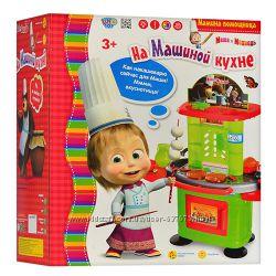 Игровой набор Limo Toy На Машиной кухне MM 0077