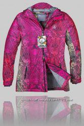 Женская зимняя горнолыжная куртка Volcom S M L XL  оригинал