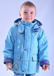 Куртка демисезонная для мальчика Donilo 74, 80, 92, 98, 104