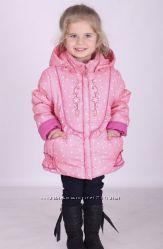 Куртка демисезонная DONILO для девочки 74, 80, 86, 92, 98, 104