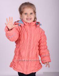 Куртка демисезонная для девочки Diwa Club 80, 86, 92, 98, 104