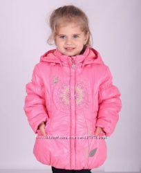 Куртка демисезонная для девочки Donilo 80, 86, 92, 98, 104, 110