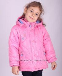 Куртка демисезонная для девочки 80-104