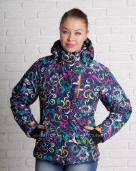Куртка горнолыжная женская  ew-club S-2XL