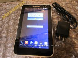 Lenovo 7 A7-30 Unlocked GSM Tablet 8GB A3300-GV 1GB RAM Android White