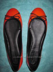 Zara Trafaluc 37, 23, 5 см балетки