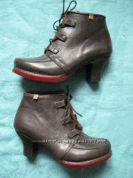 Art Harlem 935 Moka 38, 24, 5 см кожаные ботильоны женские