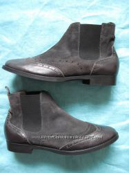 Best Connections 40, 25, 5 см кожаные ботинки челси женские