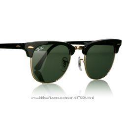 e90456379c55 Очки Ray Ban 3016 Clubmaster AAA Качество, комплект, стекло, 499 грн ...