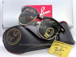 Очки Ray Ban 3016 Clubmaster комплект, стекло