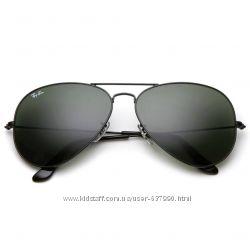 Очки Ray Ban 3025 3026 Aviator Large Metal II L282 стекло