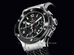 Наручные часы HUBLOT BIG BANG Steel копия