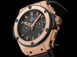 Наручные часы HUBLOT KING POWER GOLD механика