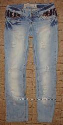 Класснючие летние джинсы Lempica р. 28