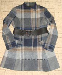 Классное шерстяное пальто NEXT р. 14 на L-XL