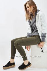 Шикарные джинсы Skinny TOPSHOP MOTO Jamie W30 L32
