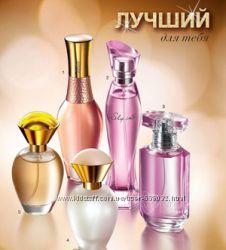 Лучшие ароматы AVON в наличии и под заказ через день у Вас