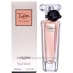 Парфюмированная вода Lancome Tresor In Love. 50ml