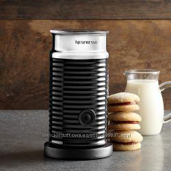Вспениватель молока NESPRESSO Aeroccino 3 Black. Гарантия. Три цвета