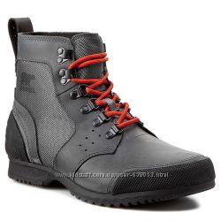 Мужские зимие ботинки SOREL ANKENY MID HIKE NM2195 011