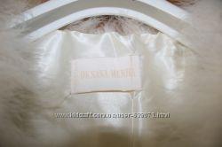 шикарна накидка для нареченої із лебединого пуху