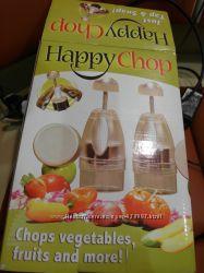 Измельчитель для овощей и фруктов Happy Chop