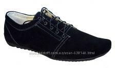 Мужская кожаная обувь Есть компания