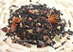 Весовые чаи с добавками черный и зеленый