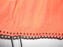 хлопковая юбка Naf-Naf