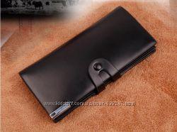 Мужской кошелек, портмоне, бумажник ЕК41