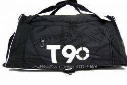 Большая спортивная, дорожная сумка 7071. В спортзал. Спортивный сумки КСС26