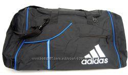 Большая дорожная сумка Adidas. Размер 70 на 34 см  Сумка в дорогу. КСС66
