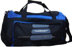 Спортивная, дорожная сумка Adidas . Сумка в дорогу КСС6-2